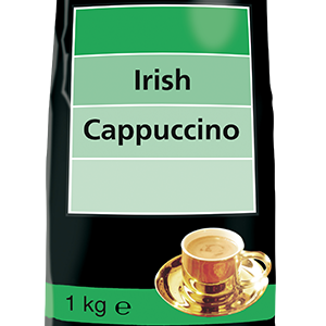 Topping Irish Cappuccino