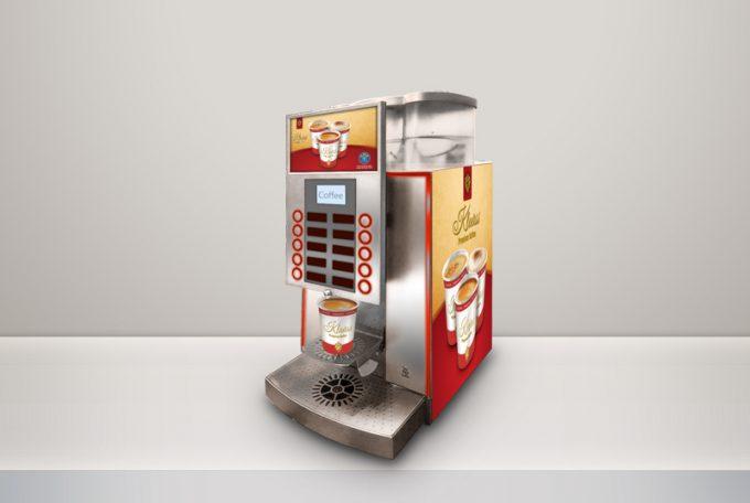 WMF 1600S Automat cafea